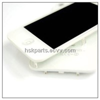 LCD display with touch screen for apple iphone 4s white