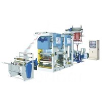 LDPE,HDPE Film Blowing and Printing Machine Set