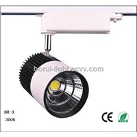 LED Cob Track Lamp 3006-3-30w