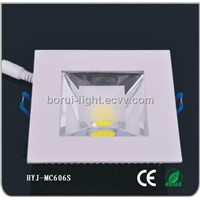 LED Square Cob Die-Casting Lamp