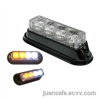 LED Warning Headlight, High Power, Waterproof, 12 to 24V DC Voltage