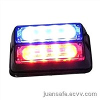 LED Warning Light, High Power, Waterproof, 12 to 24V DC Voltage
