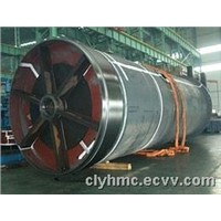 Large (alloy) steel industry cylinder