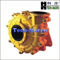 Light duty slurry pump for  thermal power plant