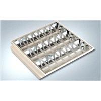 Lighting fixture with LED integrated light steel