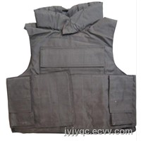 Lightweight and Soft Aramid Material Neck Protection Bulletproof Vest