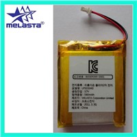 Lithium Polymer Battery 3.7V 560mAh LP503040