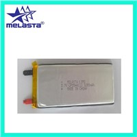 Lithium Polymer single cell LP5544112 3.7V 3200mAh