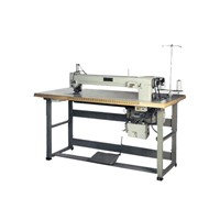 Long-Arm Label Sewing Machine