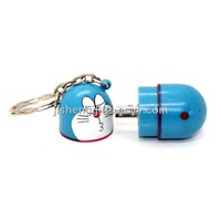 Lovely/Cute Cartoon USB Flash Memory Device for Promotional Gifts