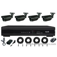 Megapixel IP Camera & NVR Kits/NVR DIY Kits (LY-NVRK6152)