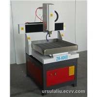 Metal cnc router 600*600mm (ZK-6060)
