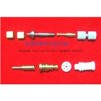 Micro CNC machining custom hexagonal screws,can small orders ,competitive price,Providng samples