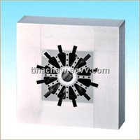 Micro-motor plastic mould components