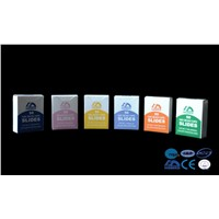 Microscope Slides Color frosted
