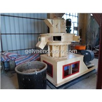 Middle scale wood pellet mills