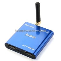 Mini Android TV Box TV Dongle Android 4.1 RK3066 Dual Core Bluetooth 1G RA-SB152