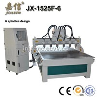 Multi-Head CNC Wood Router Machine/CNC Router (JX-1318SY)