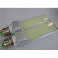 NEW!G24 LED Lamp 4.2W 2COB 380-400LM LED Plug Light Lamp(86-265V)