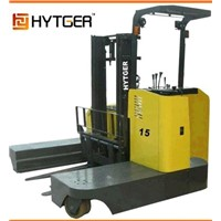 Narrow Aisle 1.5-2.5 Ton Side Loading Electric Reach Forklift Truck