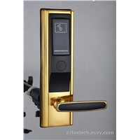 New EU Mortise Electronic Hotel Lock with Split Reader