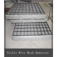 Nickle Wire Mesh Demister