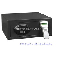 Orbita Hotel Room Safe Box with Audit Trail Function