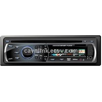 One Din Indash Car CD player DVD with usb/sd slot Detachable Panel