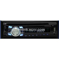 One Din Indash Car CD player with usb/sd slot Detachable Panel