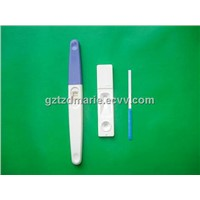 One Step HCG pregnancy test sttrip/cassette/midstream