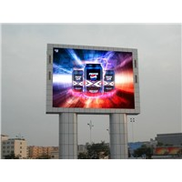 P12 Curved Outdoor Advertising LED Display Electronic Signs, CE ROHS