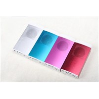 POWER BANK STEREO SOUND SPEAKER NEW ARRIVAL WITH BLUETOOTH EARPHONE INPUT ,SD