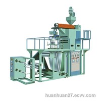 PPL, LDPE and HDPE Bottom Film Blowing Machine Set