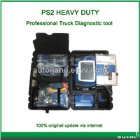 PS2 Heavy Duty Scanner Support Both Bluetooth And Wire Diagnose