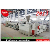 PVC Pipe Production Line with 110-250mm
