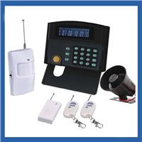 Perfect!!! Home anti-theft alarm system with blue screen and keypad(PH-G50B)