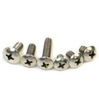 Philips Mushroom Head Screws