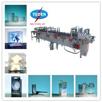 Plastic Box Making Machine