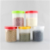 Plastic Food Container Food Can