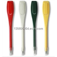 Plastic PVC golf pencil