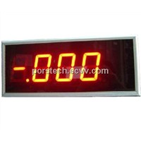 Pors-sz Big LED Time Indicator