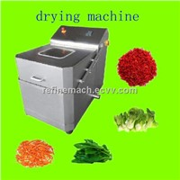 Portable centrifugal drying machine