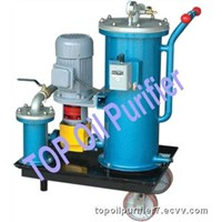 Portable oil filter machine JL