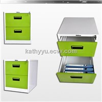 Powder coated stylish steel furniture steel cabinet for office file