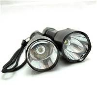 Professional Ultra Bright High Lumen Multi Cree T6 Hunting Flashlight
