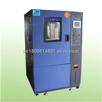 Programmable constant temperature & humidity test chamber