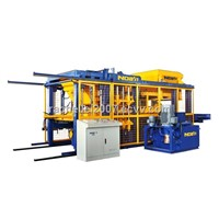 QT12-15 Automatic Concrete Block Machine