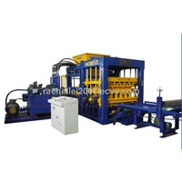 QT18-20 Fully Automatic Concrete Block Making Machine