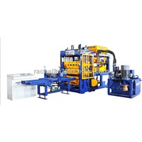 QT6-15 Automatic Concrete Block Machine