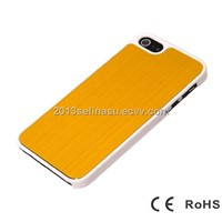 RTX005 Smooth aluminium phone case mobile phone accessories for Iphone5